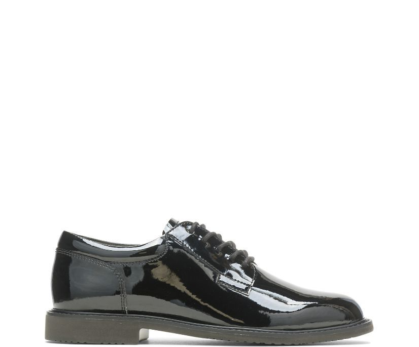Sentry Lux Oxford High Gloss-Bates Footwear