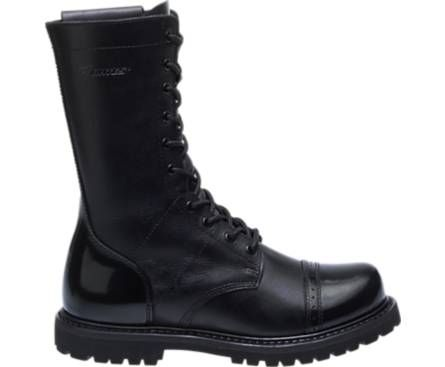"Mens 11"" Paratrooper Side Zip Boot-Bates Footwear"