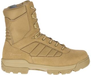 "8"" Tactical Sport Side Zip-Bates Footwear"