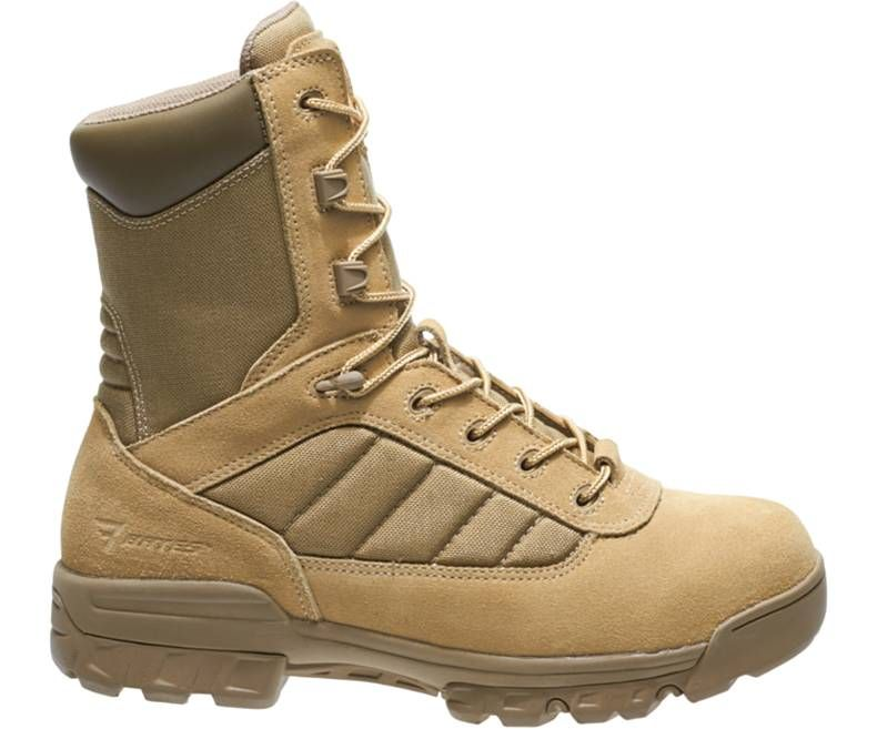 "Mens 8"" Desert Tactical Sport Boot-Bates Footwear"