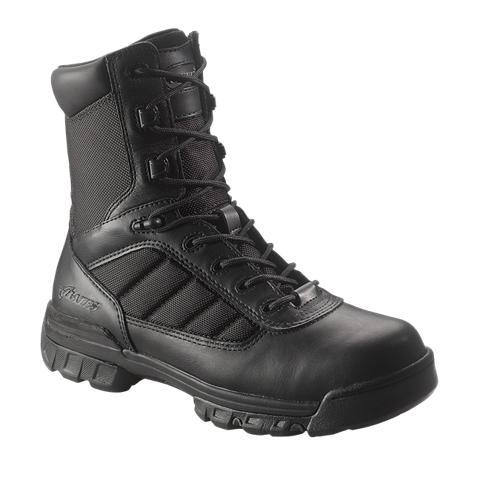 "Men's 8"" Tactical Sport Side Zip Boot-Bates Footwear"