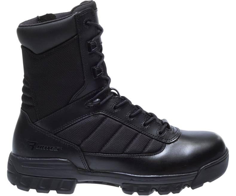 "Mens 8"" Tactical Sport Side Zip Boot-Bates Footwear"