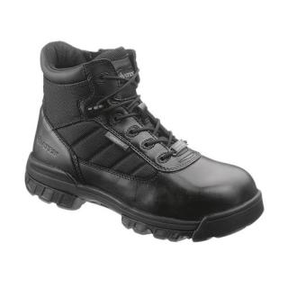 "Mens 5"" Tactical Sport Composite Toe Side Zip Boot-Bates Footwear"
