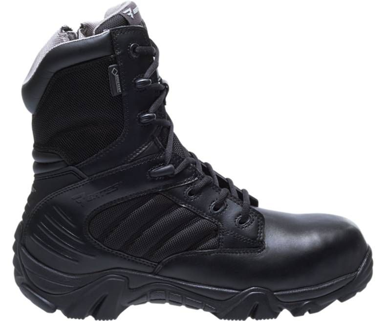 Mens GX-8 GORE-TEX® Composite Toe Side Zip Boot-Bates Footwear