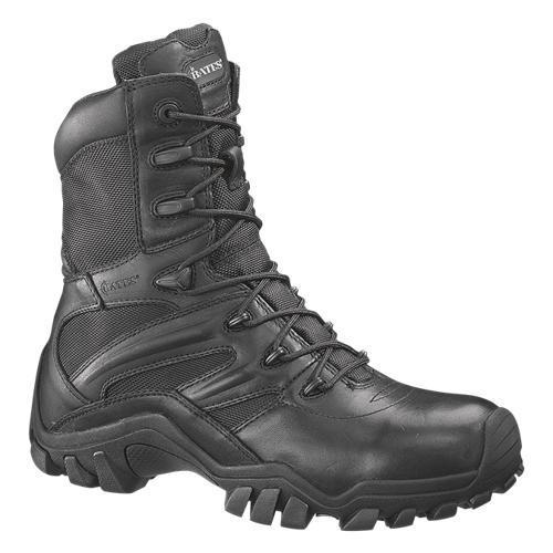 Mens Delta-8 Side Zip Boot-Bates Footwear