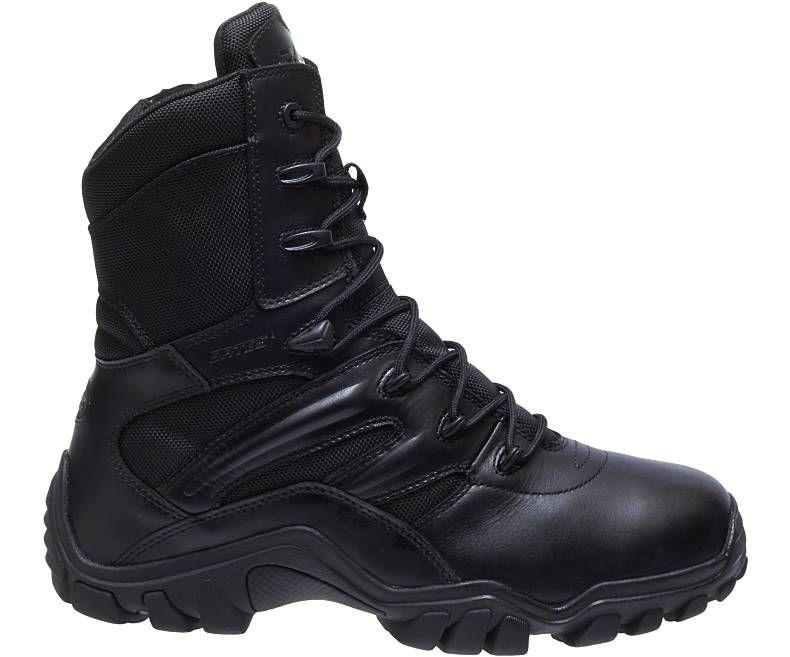Mens Delta-8 Side Zip Boot