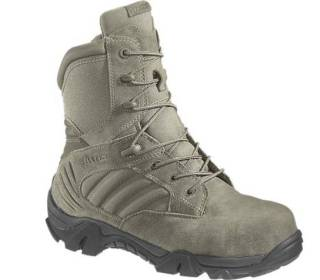 Mens GX-8 Sage Composite Toe Side Zip Boot