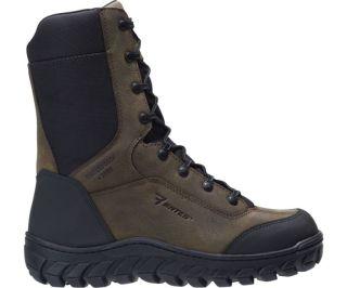 CROSSOVER XT200/LEA/NY WP CANTEEN-Bates Footwear