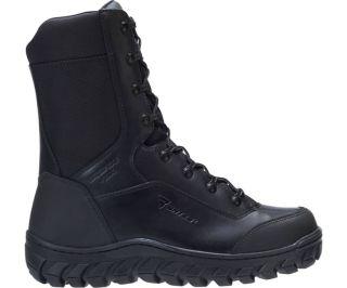 CROSSOVER XT200/LEA/NY WP BLK-Bates Footwear