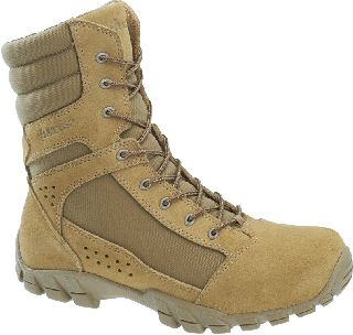 "E08670 Mens 8"" Cobra Hot Weather Boot-Bates Footwear"