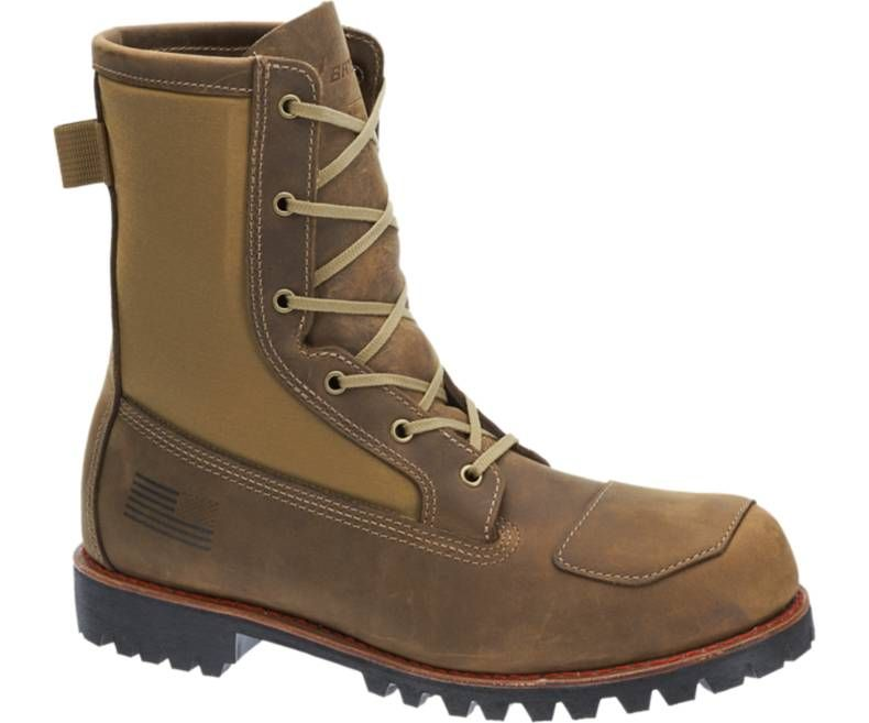 Bomber-Bates Footwear