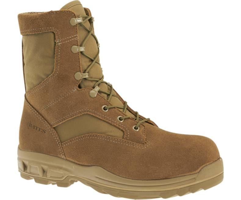 "Tdl13 8"" Leather-Bates Footwear"