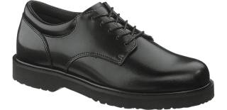 Mens High Shine Duty Oxford