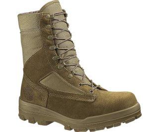 Mens USMC DuraShocks® Steel Toe Hot Weather Boot-Bates Footwear