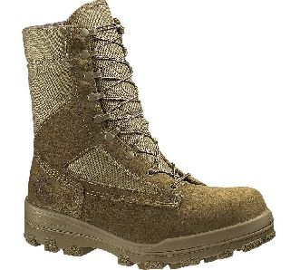 Mens USMC DuraShocks® Steel Toe Hot Weather Boot