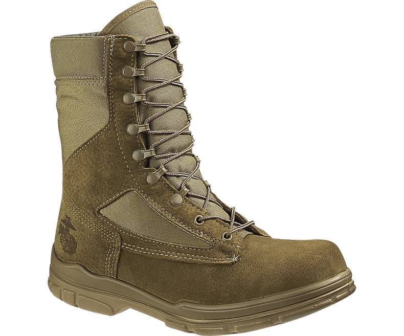 Mens Bates Lites USMC DuraShocks® Boot-Bates Footwear
