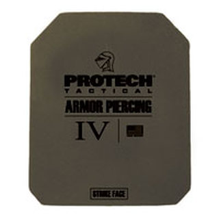 2115G Type IV Rifle Plate-Rectangle Cut-Protech Tactical