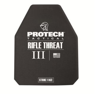 "2113 8x10, Polyethylene 8"" X 10"" Single-Curve-RC-Protech Tactical"