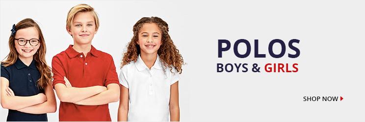 polos for boys