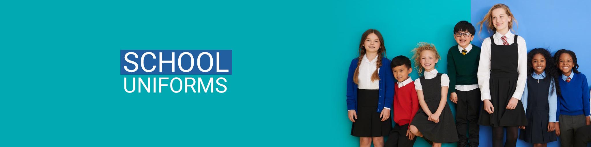 schools uniform apparel