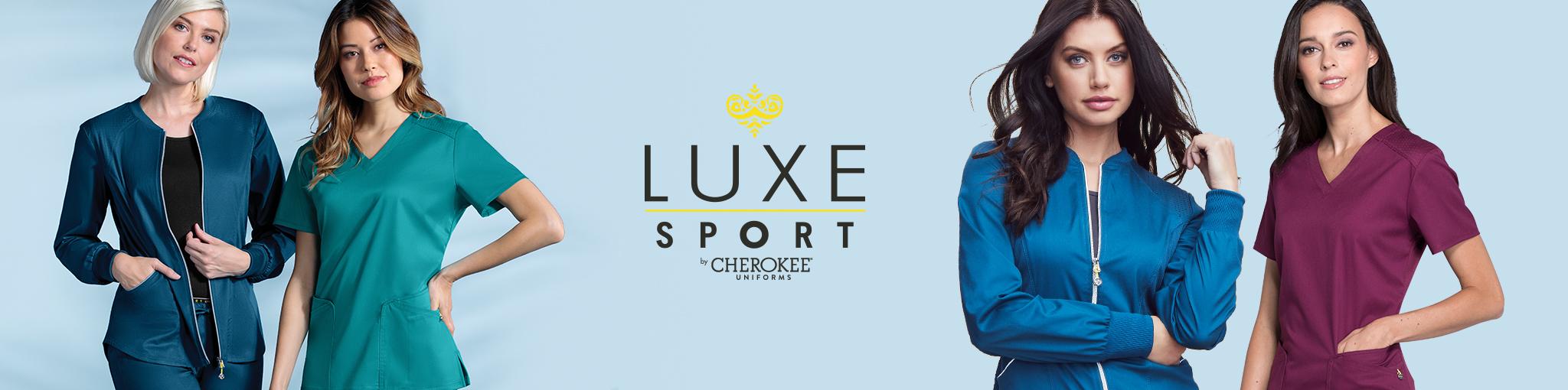 luxe sport cherokee