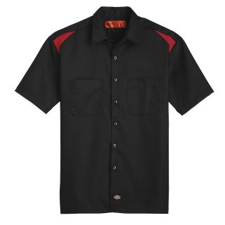 Mens Performance Short-Sleeve Team Shirt-Dickies®