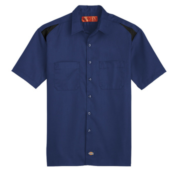 05FL Dickies Short Sleeve Shop Team Shirt-Dickies®