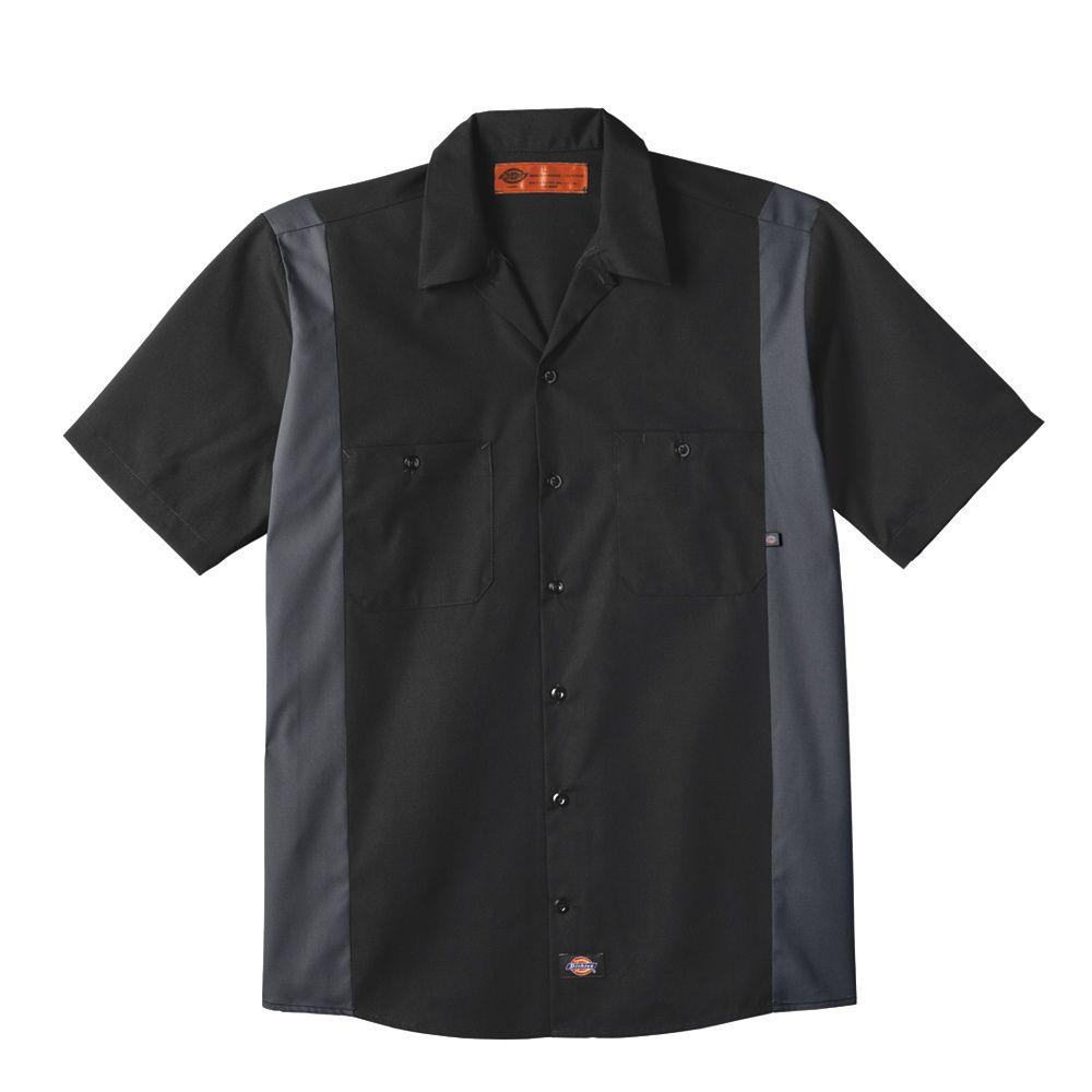 Shirt-SS Convertible Collar