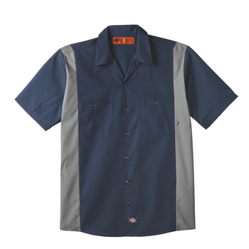24DN Dickies Industrial Color Block Short Sleeve Shirt-Dickies®