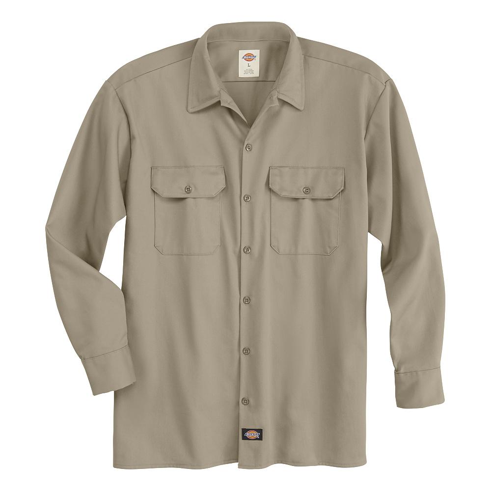 Shirt-LS Convertible Collar