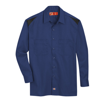 Dickies Long Sleeve Performance Team Shirt -6605-