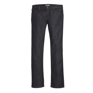 Womens Industrial Denim 5-Pocket Relaxed Fit Jean-