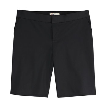 "Dickies Womens 9"" Flat Front Short -FR22-"