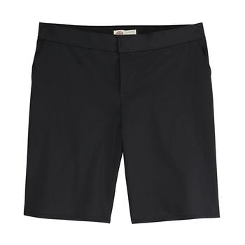 "Womens 9"" Flat Front Short-Dickies®"