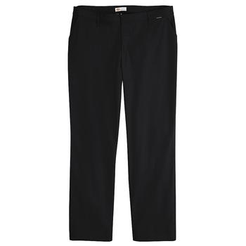 Womens Premium Flat Front Pant (Plus)-