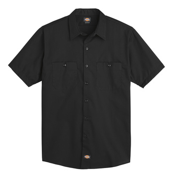 Dickies WorkTech Ventilated Short Sleeve Shirt with Cooling Mesh -LS51-