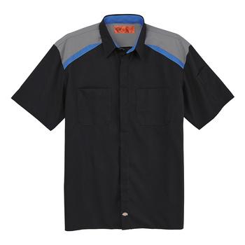 Dickies Tricolor Short Sleeve Shop Shirt -S607-