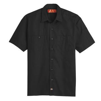 Dickies Solid Ripstop Short Sleeve Shirt -S608-Dickies®