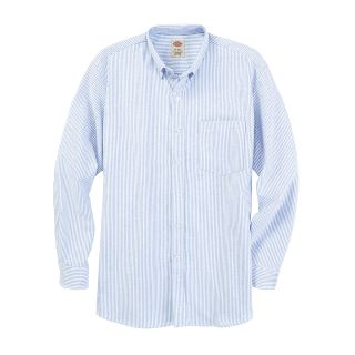Mens Button-Down Long-Sleeve Oxford Shirt-Dickies®