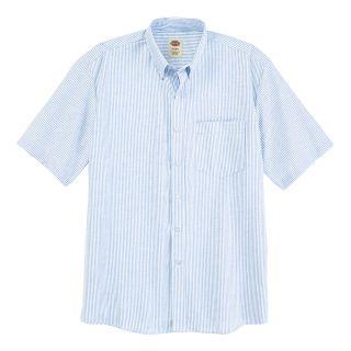 Mens Button-Down Oxford Short-Sleeve Shirt-Dickies®