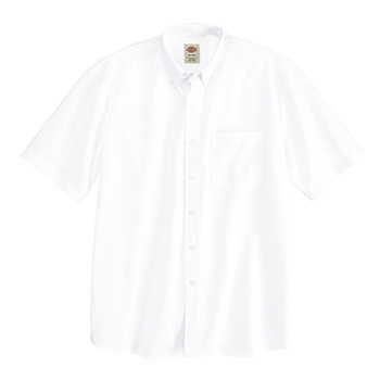 Dickies Button-Down Oxford Short Sleeve Shirt -SSS4-Dickies®