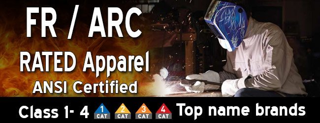 FR / ARC Action apparel inc