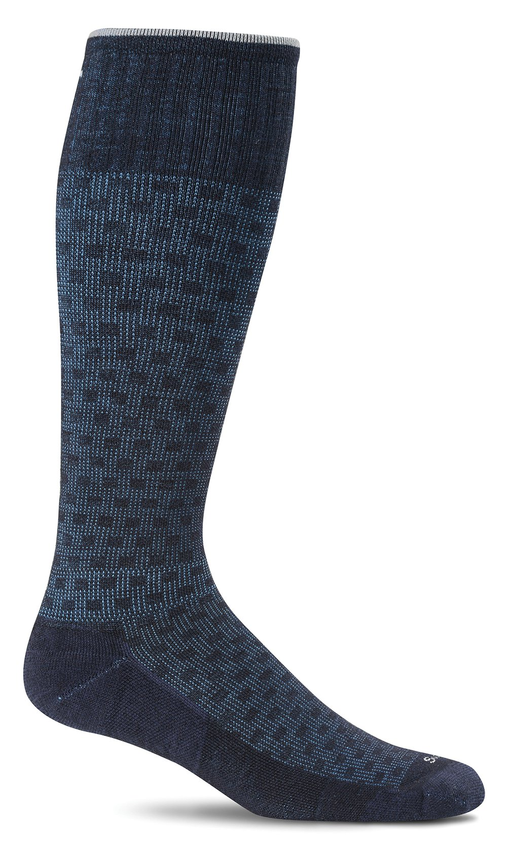 Men's Shadow Box | Graduated Compression Socks-Sockwell