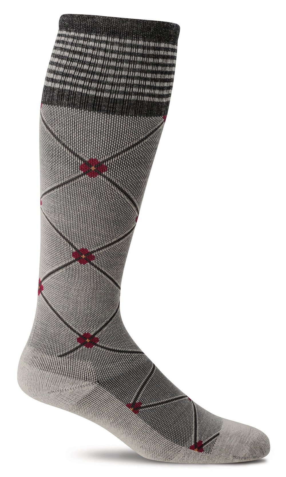 Women's Elevation | Graduated Compression Socks-Sockwell