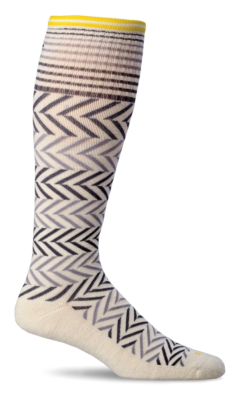Women's Chevron | Graduated Compression Socks-Sockwell