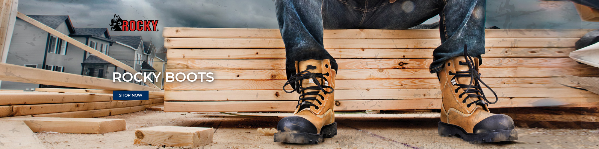 rockey boots