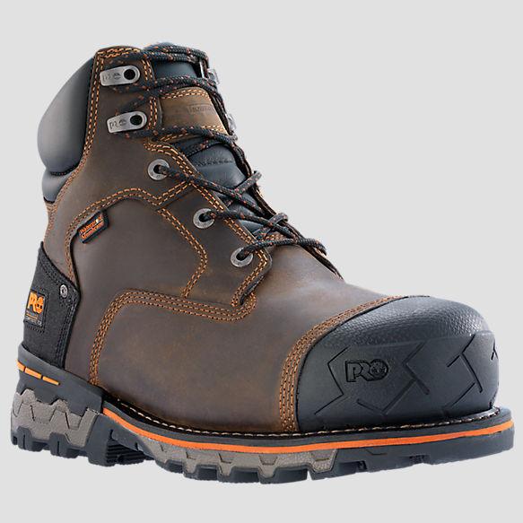 "BoonDock 6"" Comp Toe Work Boots 92615 Men's Timberland Pro"
