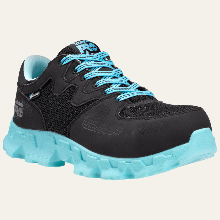 POWERTRAIN ALLOY TOE ESD WORK SHOES WOMEN'S TIMBERLAND PRO®  92668001
