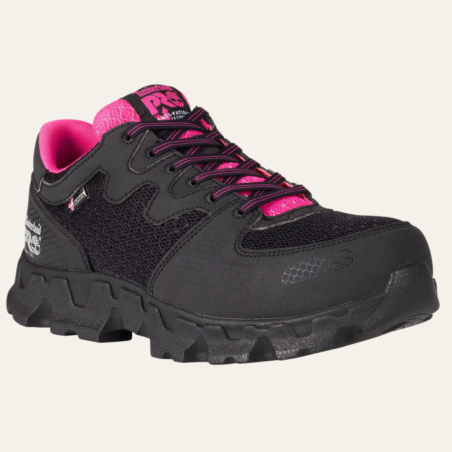 POWERTRAIN ALLOY TOE ESD WORK SHOES WOMEN'S TIMBERLAND PRO®  92669001