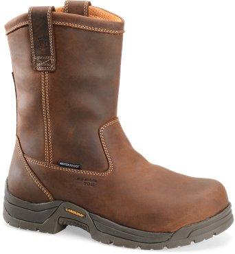 """Men's 10"""" Waterproof Composite Toe Wellington - CA2520"""